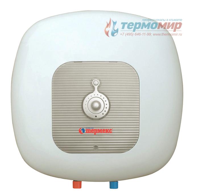 газовый водонагреватель в разрезе: