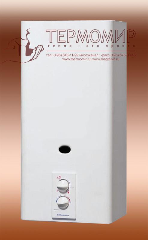 Колонка Газовая Нева 4510 Инструкция По Эксплуатации - фото 6